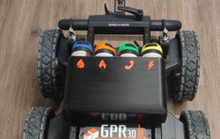 GS8000 sprays