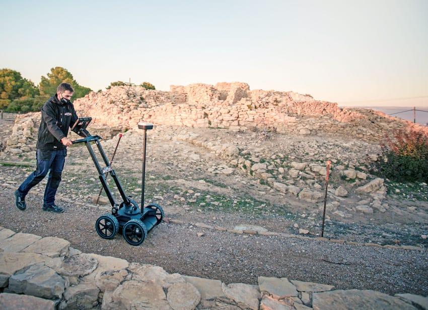 Prospección arqueologica